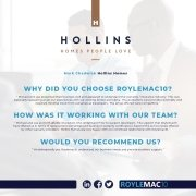 Hollins homes Choose RoyleMac10